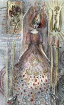 paulina tarot four of swords