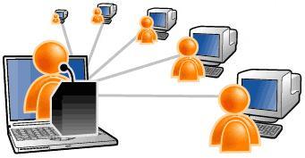 Dar a conocer las posibilidades de las redes sociales