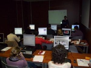 Finalizado el primer curso sobre redes sociales en el CDT de Castellón