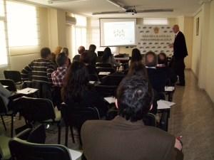 Charla sobre redes sociales dirigida a los APIS de Castellón