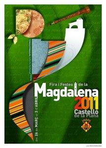 Fiestas de la Magdalena en la red