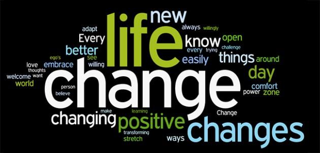 Momento de cambios