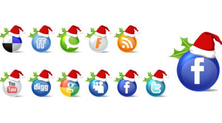 feliz navidad redes