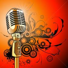 microfono radio y doblaje