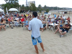 evento beachemprende benicassim