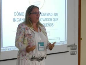 Hablamos de knowmads en Work Forum Castellón