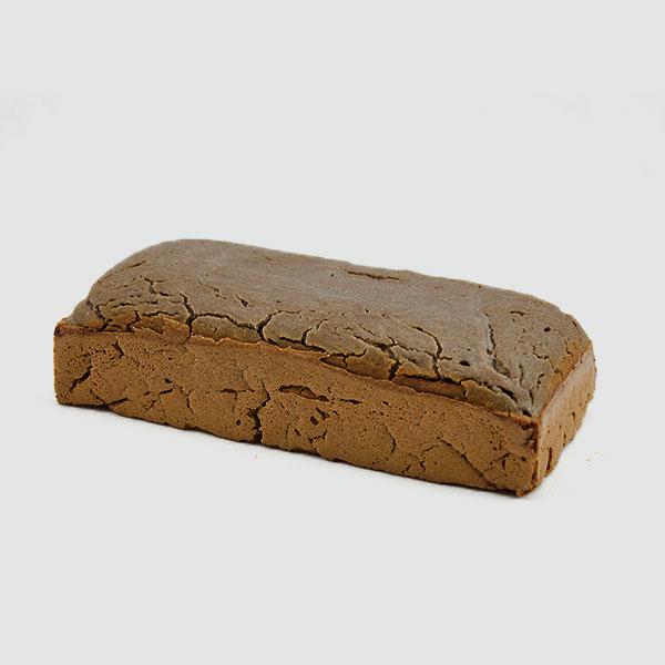 Pan de sarraceno sin levadura ecológico