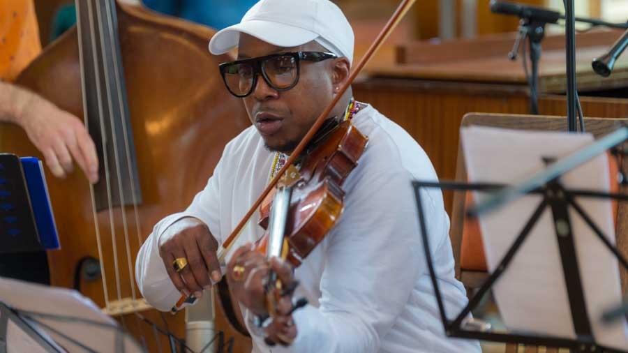 Nelson Palacio - Violine Bei