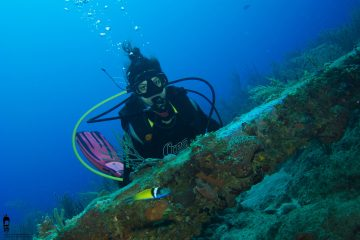 Scuba diving in Havana
