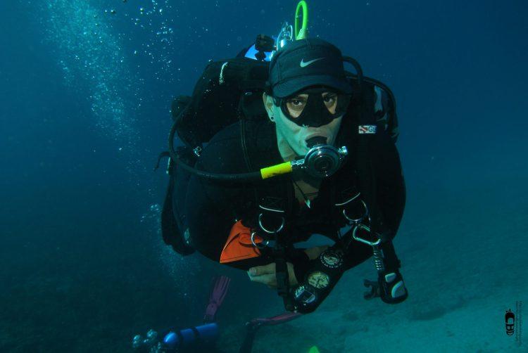 scuba diving in Cuba