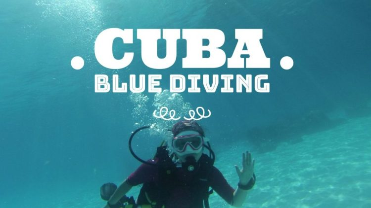 diving center in cuba