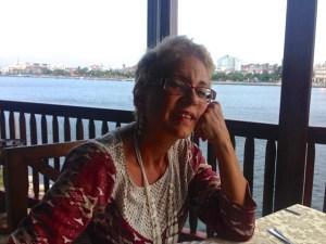 Music director, Zenaida Romeu
