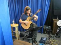 Danielle O'Hallisey 1 in our MMCTV studio
