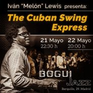 Ivan Melon Lewis and The C S Express