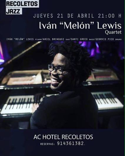 Ivan Melon Lewis Quartet