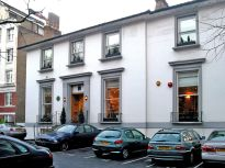Abbey Road Studios donde se grabo buena parte del Sgt Pepper's