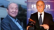 Dave Smith- and Itukaro Kakehashi receive Grammy Award