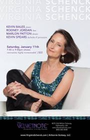 Virginia Schenck promo of show in Atlanta
