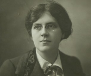Nadia Boulanger very young