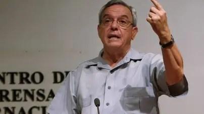 """Eusebio Leal: """"La Habana está muy dañada y cubierta por un velo decadente"""""""