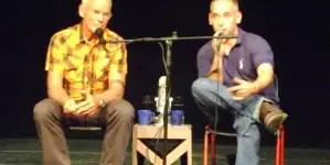 Ole Nydahl, maestro budista, en La Habana