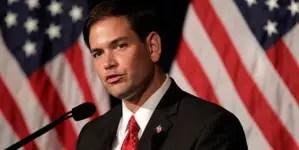 Régimen cubano rechaza ascenso de Marco Rubio en senado de EE.UU.
