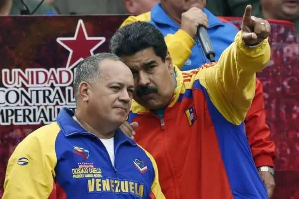 Maduro avanza en su plan de acabar con el control de Diosdado Cabello