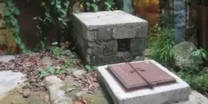 Encuentran cadáver decapitado en cisterna de agua potable