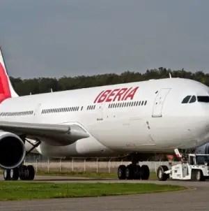 Iberia reanudará vuelos a Cuba en octubre