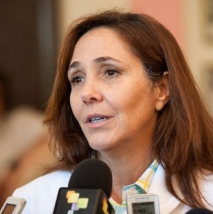 """Mariela Castro: """"La gusanera está muy frustrada con el impacto del Cenesex"""""""
