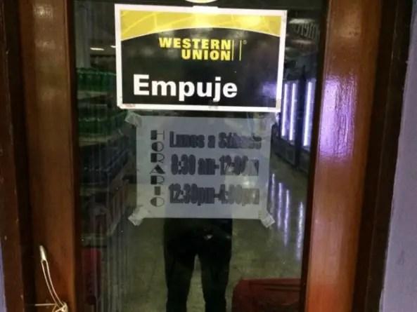 Western Union sigue realizando envíos a Cuba, asegura portavoz