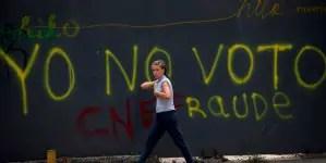 """Régimen chavista abre inscripciones para """"elecciones legislativas"""" en Venezuela"""