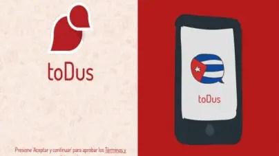 toDus, un WhatsApp cubano que dejará en el pasado los SMS en Cuba