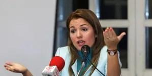 Cristina Escobar vuelve a ser señalada por la policía cubana