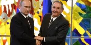 Rusia y Cuba, como el murciélago y la cueva