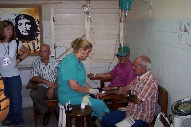 cuba hospital salud hospitales médicos cubanos