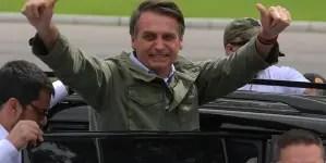 Jair Bolsonaro es el nuevo presidente de Brasil con el 55,24% de los votos
