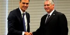 España no es Venezuela y Venezuela no era Cuba…