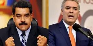 Colombia rechaza acusaciones de Maduro sobre supuesta invasión marítima