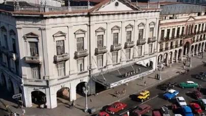 Eusebio Leal: construcción de hotel de lujo no afectará al cine Payret