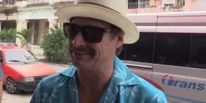 Kid Rock quiere tocar en Cuba: «Solo necesito traer mi equipo y mi banda»