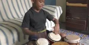 De la cuna al tambor