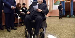 ¿Continuará Bouteflika al frente de Argelia?