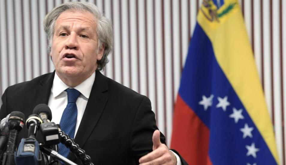 Luis Almagro Venezuela