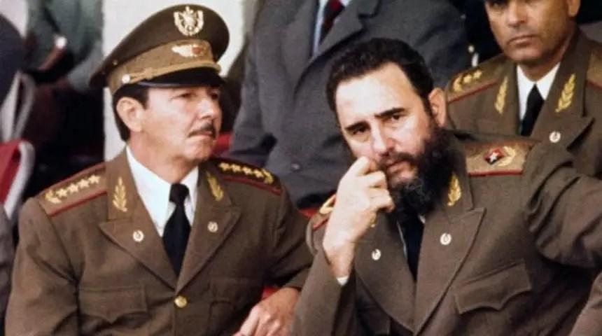fidel castro raúl socialismo revolución cubana cuba régimen dictador