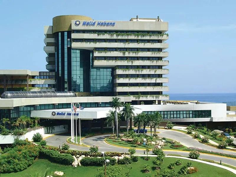 Hotel Meliá Habana, Cuba, Demanda, Turismo, Helms-Burton, Elevador, Empleado