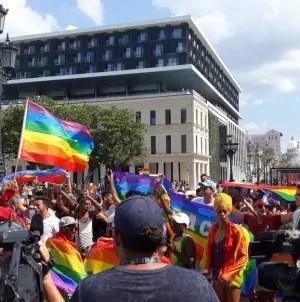 Apuntes sobre derechos LGBTI+ en Cuba