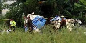 La nebulosa del Boeing 737-200 estrellado en Cuba