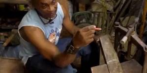 La historia del ingeniero cubano que se volvió escultor para sobrevivir