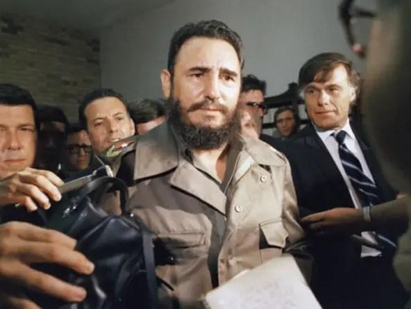 Los traumas de Fidel Castro con Estados Unidos